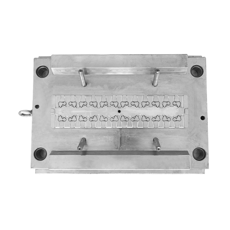 24-cavity water stopper top mould
