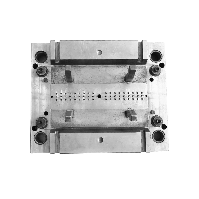 18-cavity blood collection needle base top mould